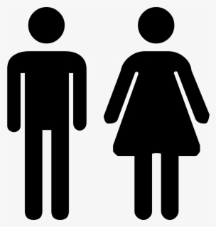 Free Man And Woman Clip Art with No Background.
