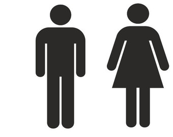 man bathroom sign clipart clipground