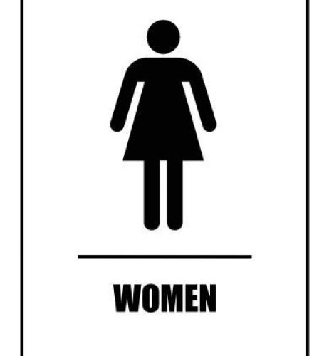 Womens Bathroom.