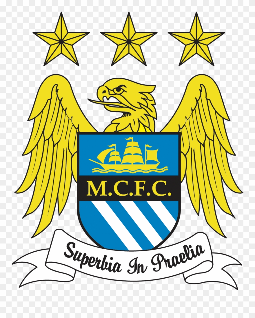 Manchester City Fc Symbol &171 Logos And Symbols Clipart.