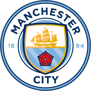 Manchester City FC Logo Vector (.CDR) Free Download.