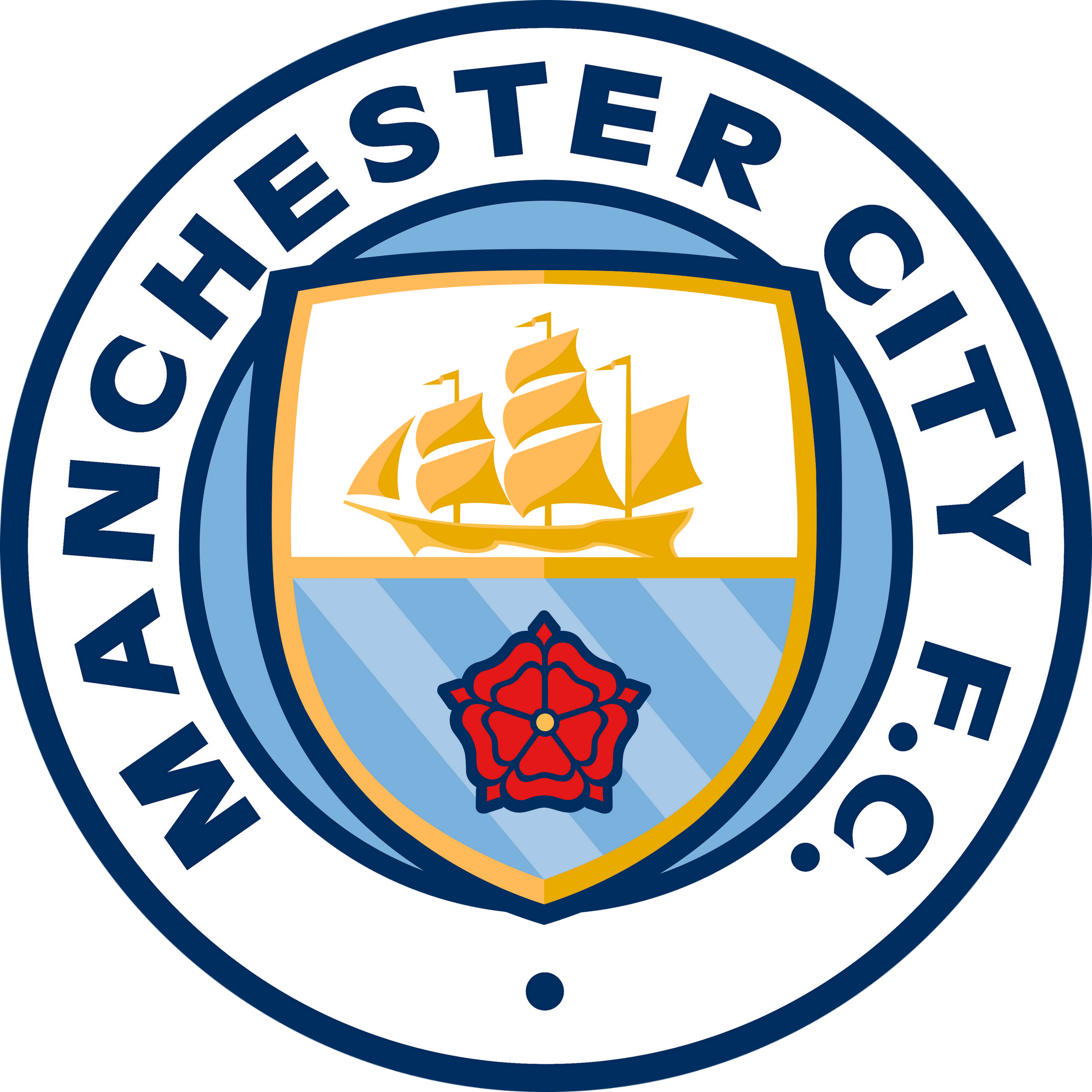 2017 Man City Logo Png Images.
