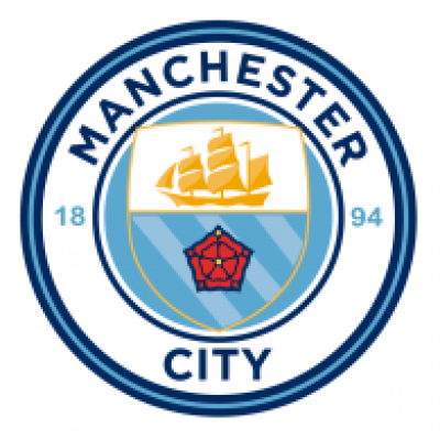 Download Free png Logo of Manchester City FC.