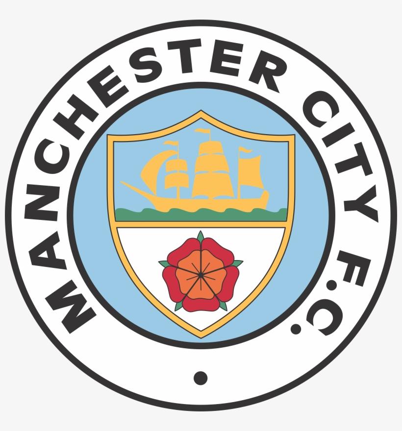 Escudo Manchester City Png.