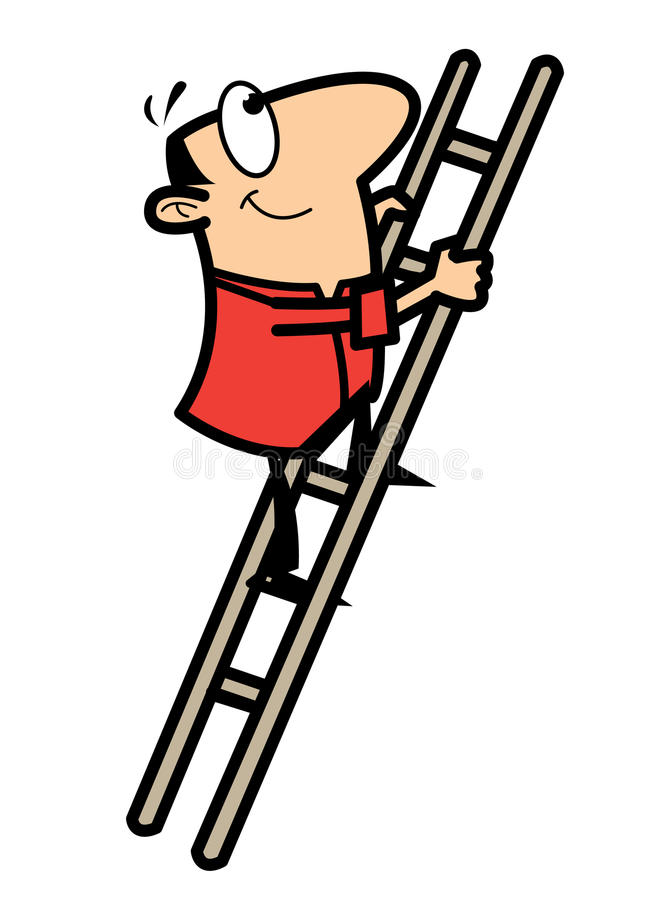 1912 Ladder free clipart.