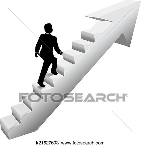 Man climbing stairs clipart 5 » Clipart Station.
