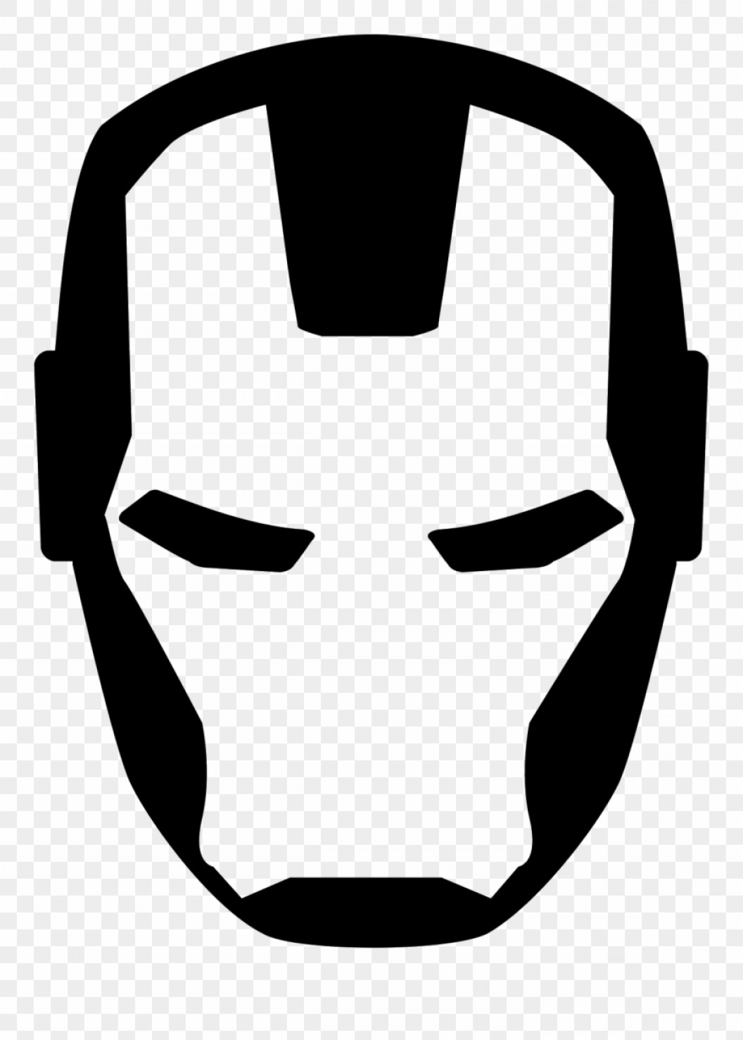 Hrmoitiron Man Icon Iron Man Vector Logo Clipart.