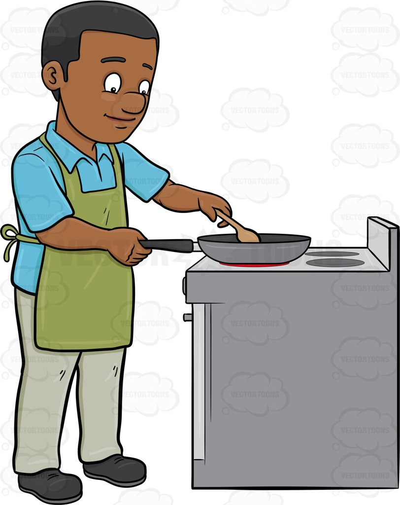Men Cooking Clip Art Pictures to Pin on Pinterest.