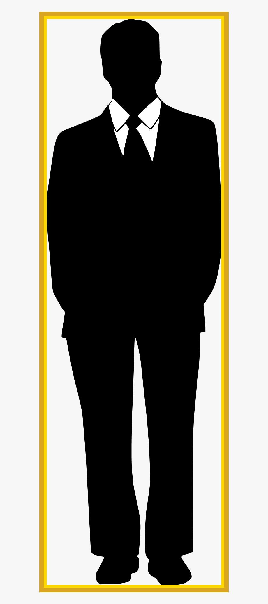 Dress Clipart Man.