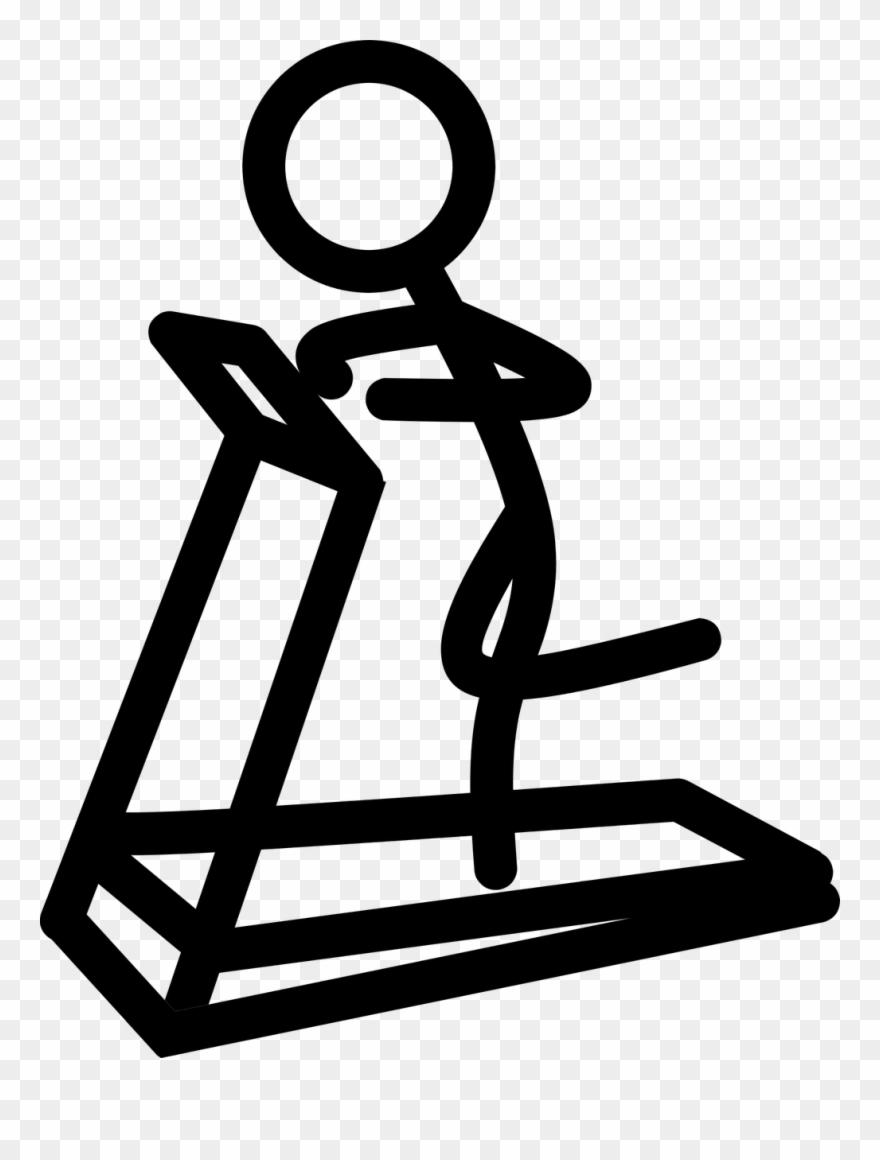Stick Man Exercise Workout.