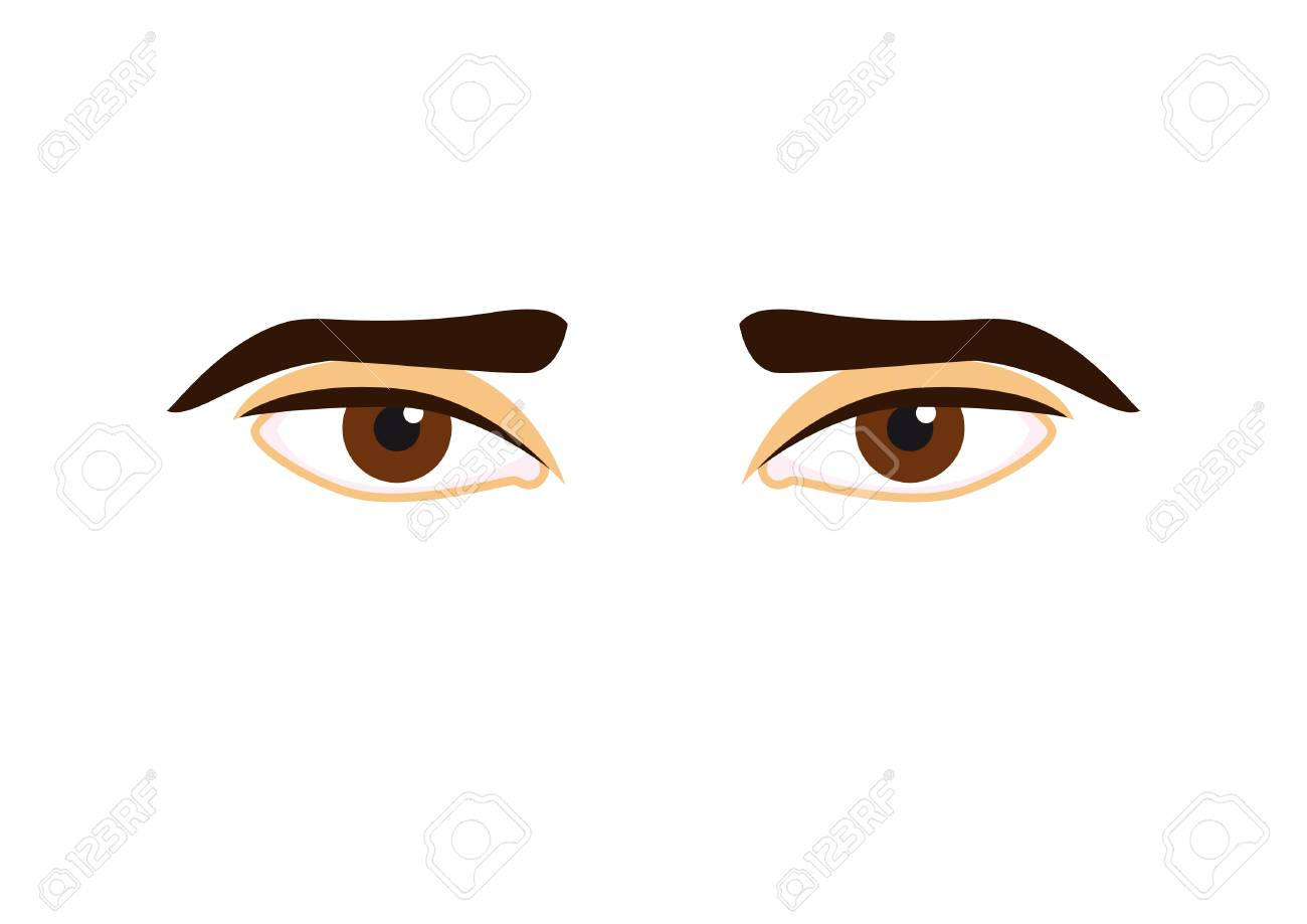 Man Eyes Cliparts Free Download Clip Art.