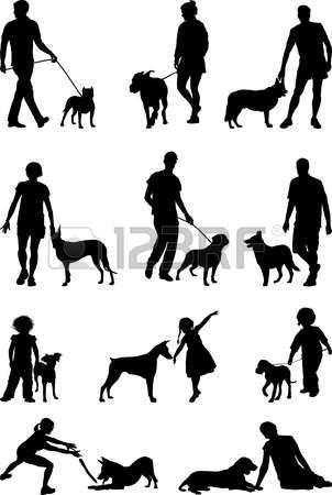 1,986 Loyal Dog Stock Vector Illustration And Royalty Free Loyal.