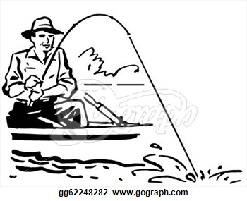 Man Fishing Clipart & Man Fishing Clip Art Images.