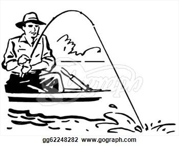 Man Fishing Clipart & Man Fishing Clip Art Images.