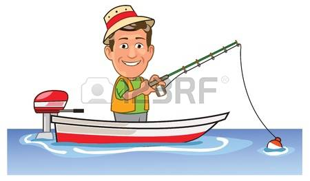 4,727 Man Fishing Stock Illustrations, Cliparts And Royalty Free.