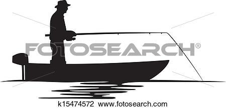 Fishing boat Clip Art and Illustration. 6,678 fishing boat clipart.