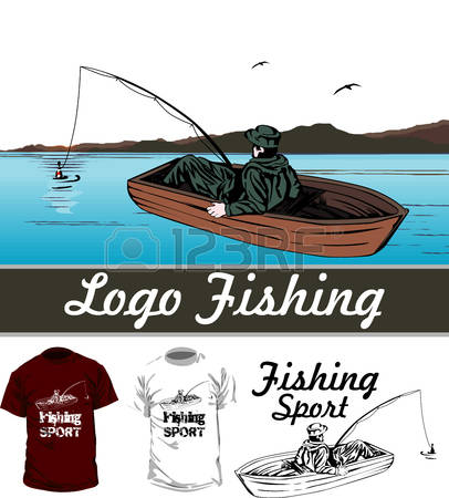 10,411 Fishing Boat Cliparts, Stock Vector And Royalty Free.