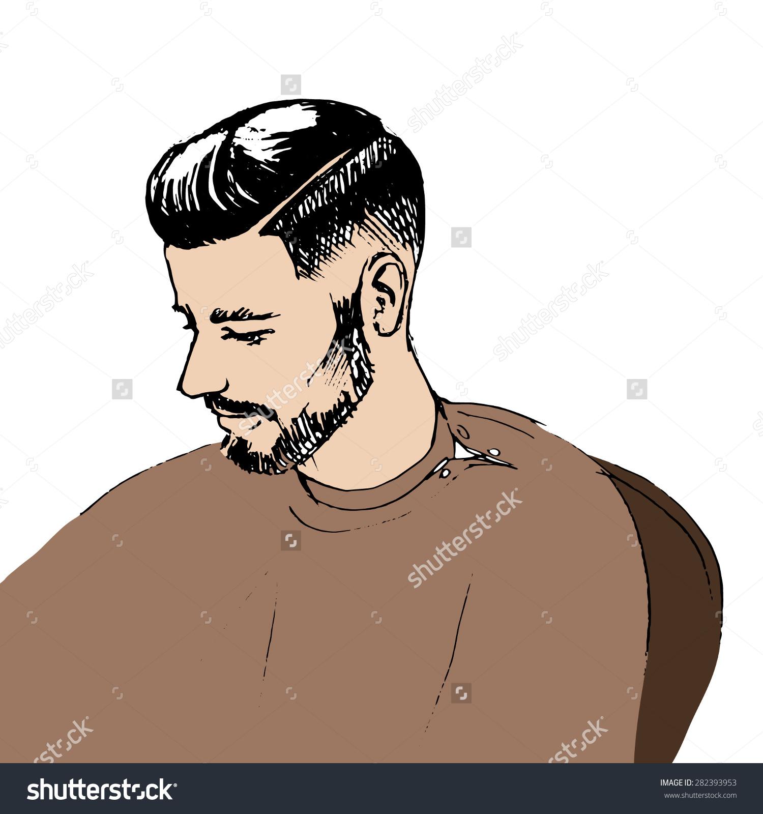 man hair stylist clipart - Clipground