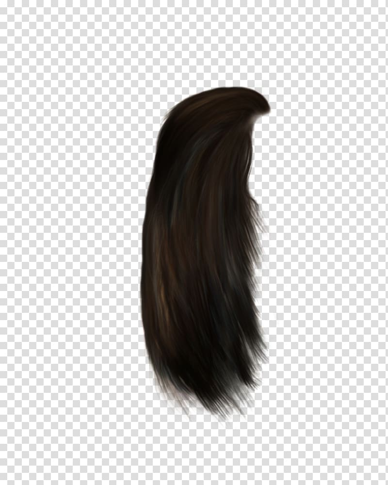 Hairstyle Black hair Brown hair, MAN HAİR transparent.