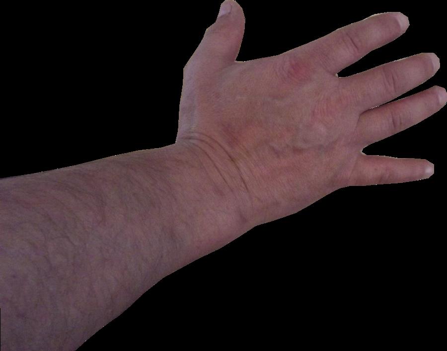 Download Man Hand Model Stock Pose.