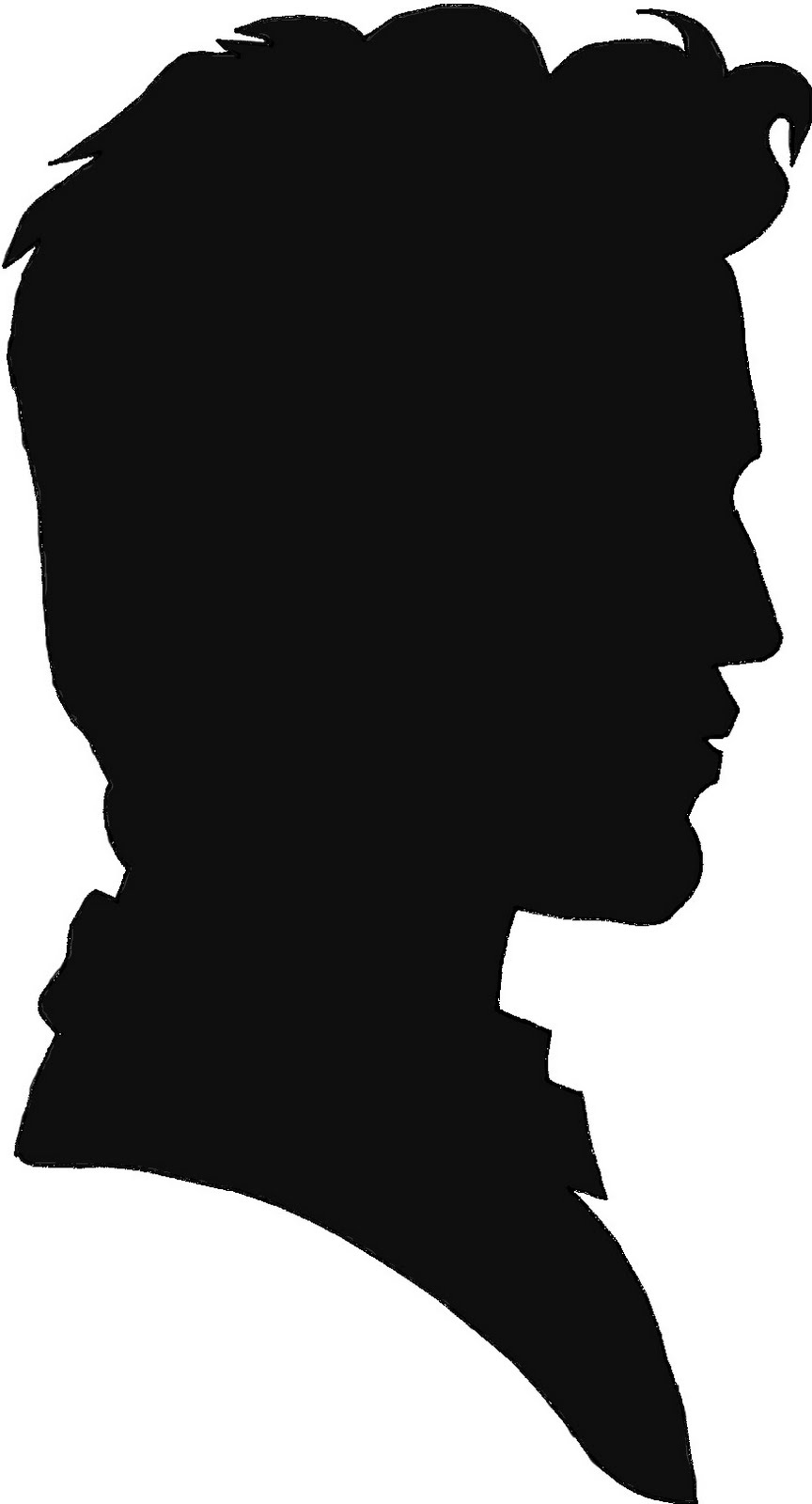 Free Silhouette Man Head, Download Free Clip Art, Free Clip.