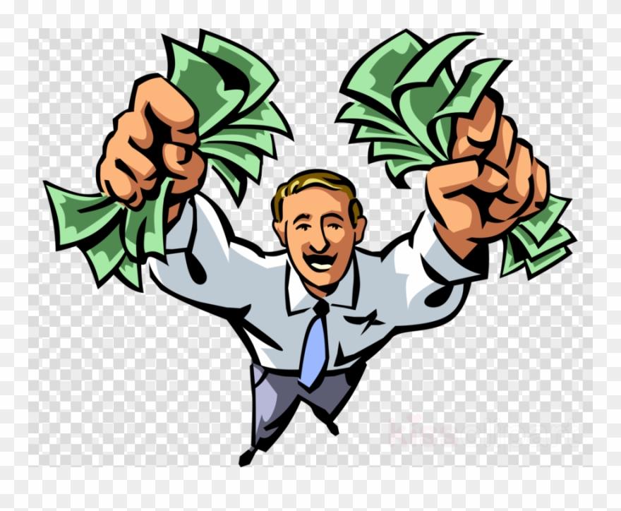 Man With Money Clipart Money Clip Art.