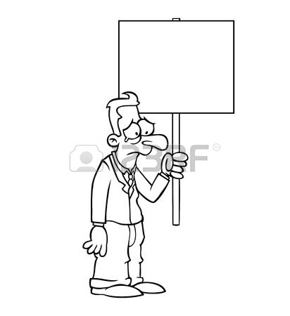 7,860 Protest Sign Stock Vector Illustration And Royalty Free.