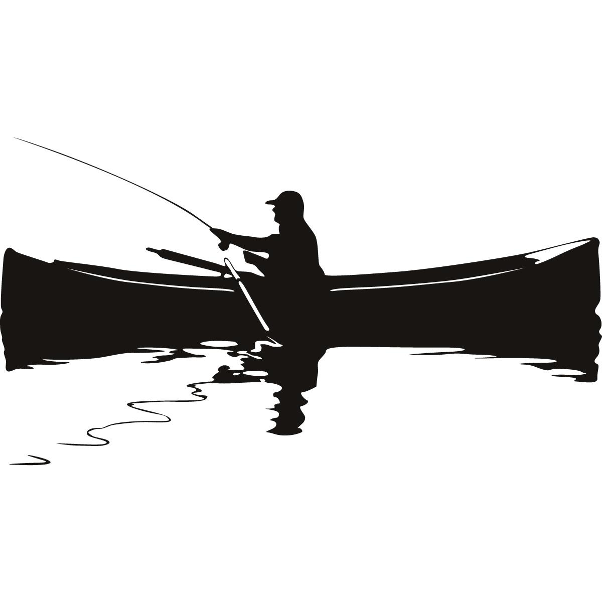 Similiar Guy In Boat Fishing Keywords.
