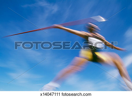 Man throwing motion clipart.