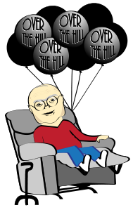 Old Man In Recliner Png & Free Old Man In Recliner.png.