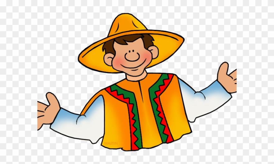 Mexican Clipart Sombrero.