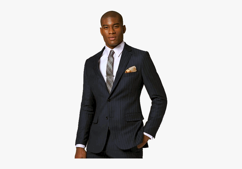 Man In Suit Png.
