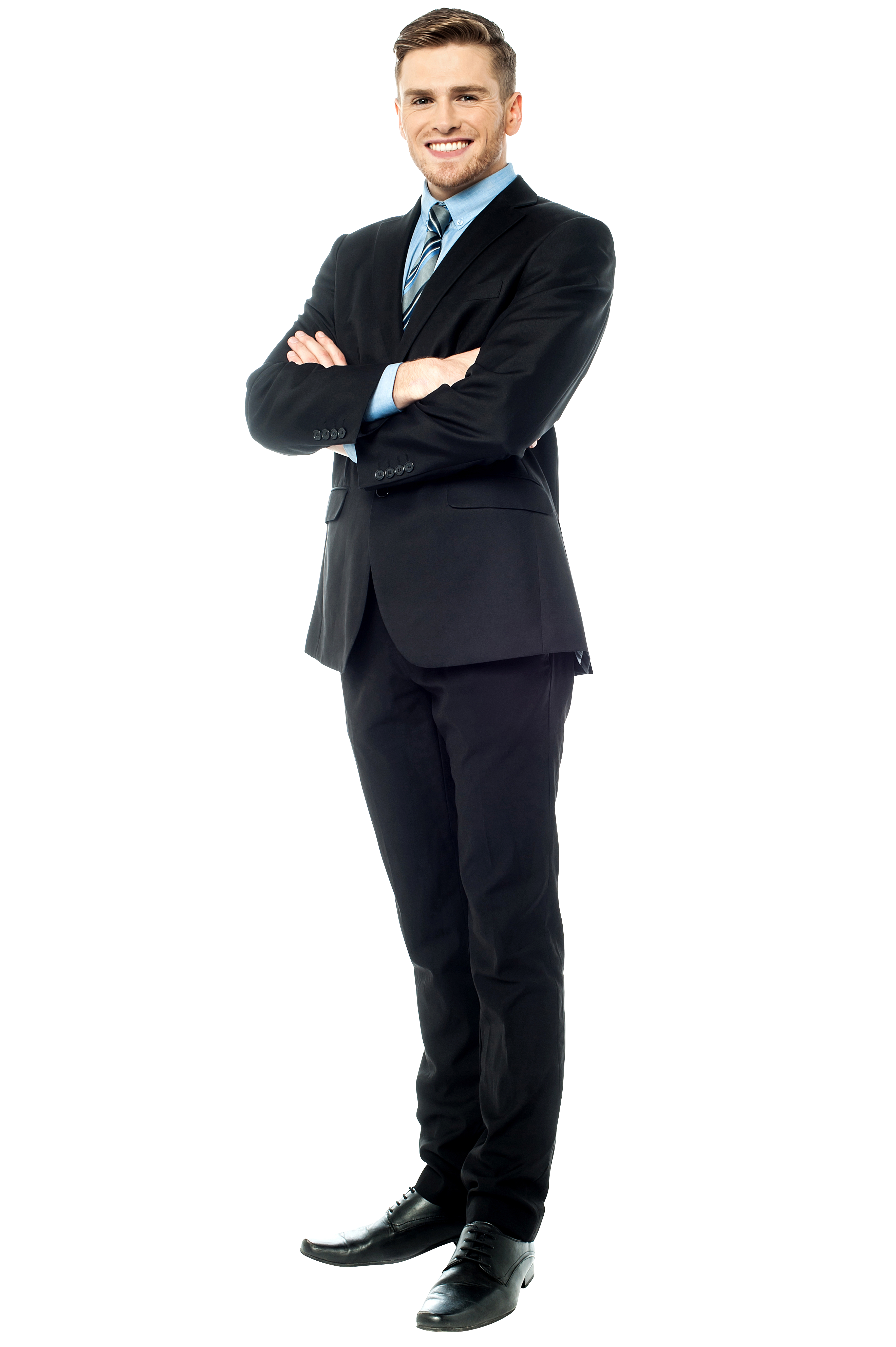 Men In Suit PNG Image.