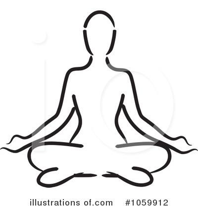 Meditation Clip Art Free.