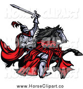 Royalty Free Man Stock Horse Designs.