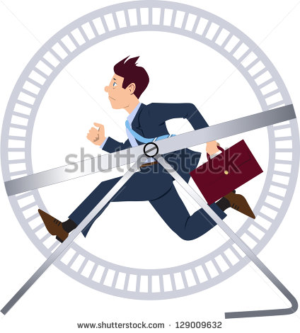 Hamster Wheel Stock Images, Royalty.