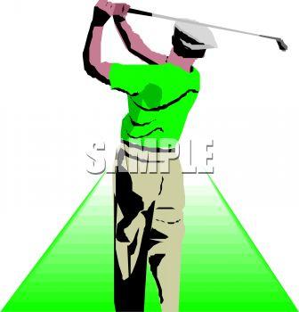 Royalty Free Clip Art Image: Sports Design.
