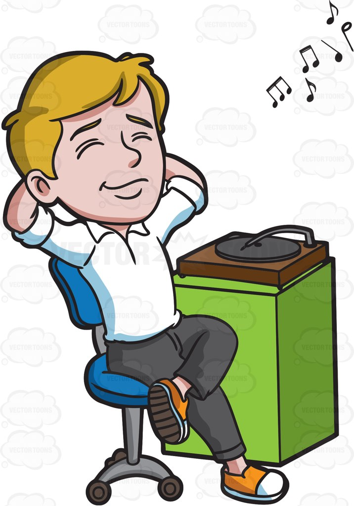 Man Relaxed Clipart 20 Free Cliparts Download Images On
