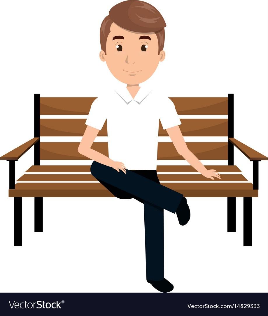 Man sitting on chair clipart 8 » Clipart Portal.