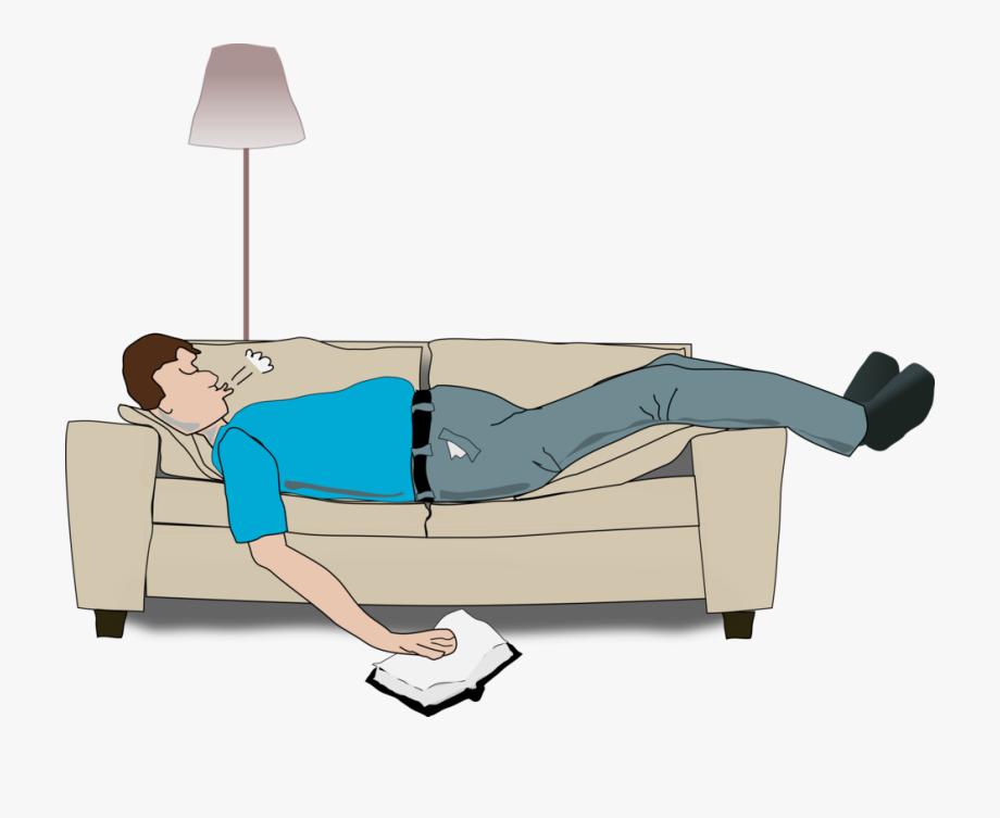 Sleepy Drawing Sleep Man.