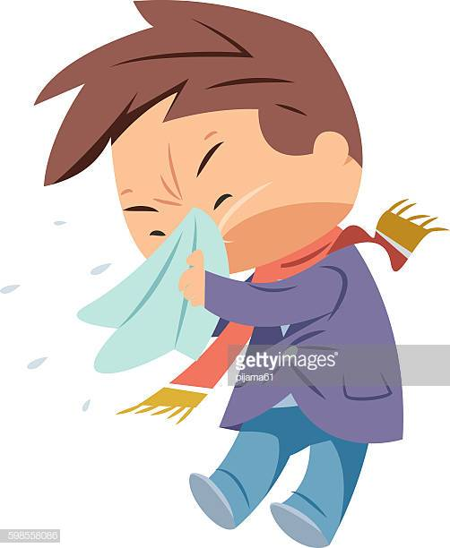 60 Top Sneezing Stock Illustrations, Clip art, Cartoons.