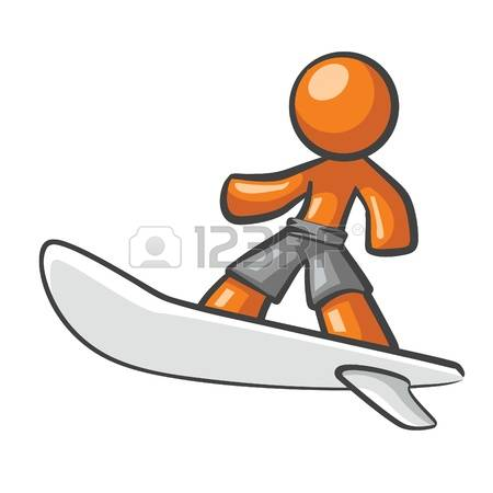 5,252 Surfing Man Stock Vector Illustration And Royalty Free.