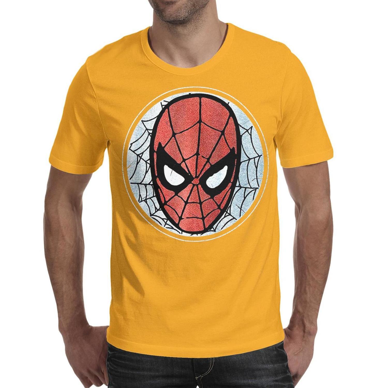 Party spiderman clipart explore pictures Man s T Shirt Graphic Travel  Cotton Round Neck Shirts Macho T Shirt Vintage T Shirts for Man.