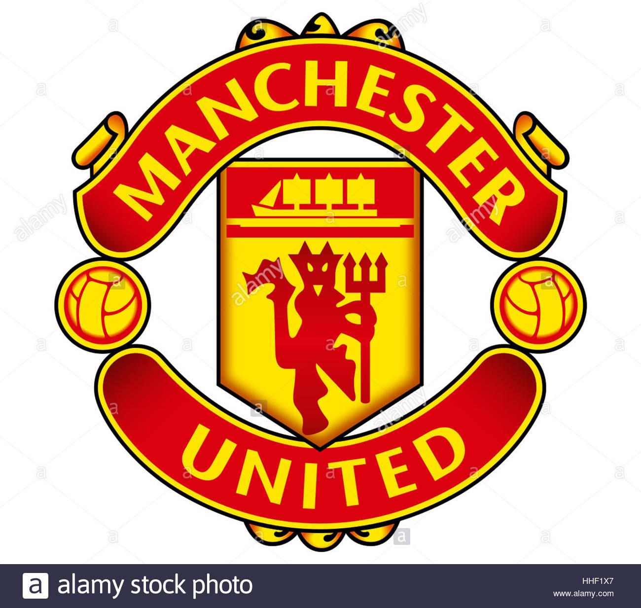 63+ Manchester United Logo Clipart.
