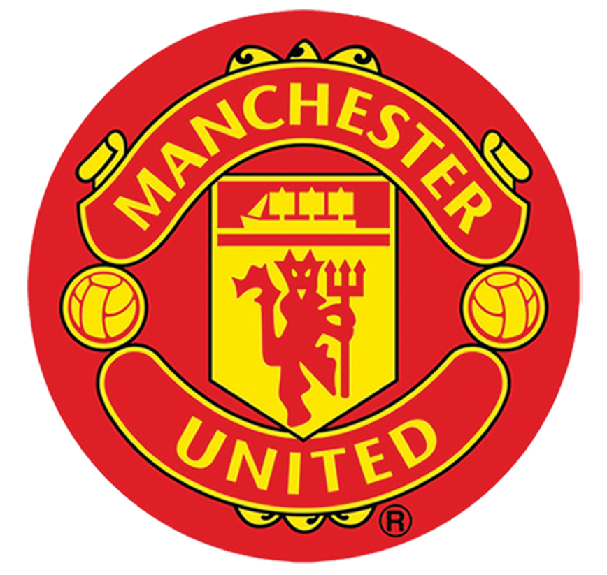 61+ Manchester United Logo Clipart.