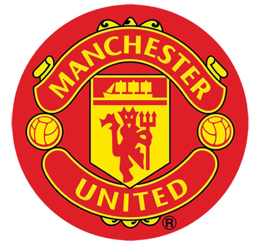 61+ Manchester United Logo Clipart.