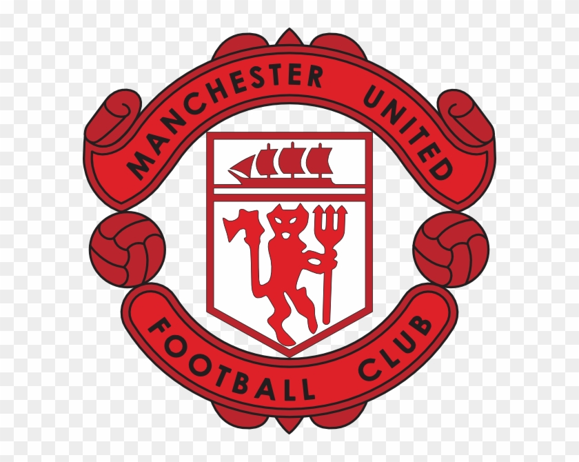 Manchester United Logo Png Clipart.