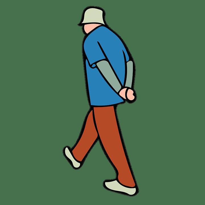 Man walking clipart png 4 » Clipart Portal.