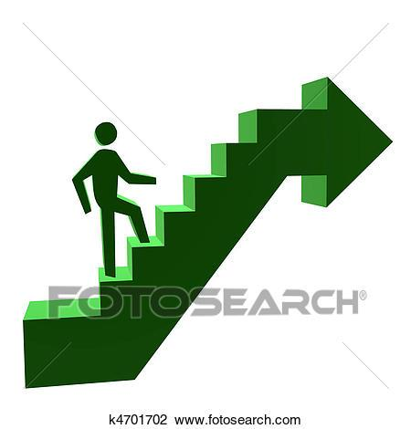 Man walking up stairs clipart 6 » Clipart Portal.