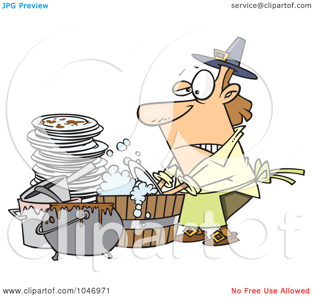 Showing post & media for Men washing dishes cartoon.